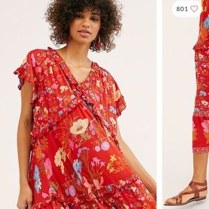 Spell FP Exclusive Wild Bloom Maxi M